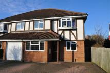 semi detached house in Abbotsbury Gardens...