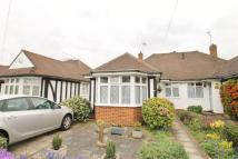 2 bed Semi-Detached Bungalow in Cardinal Road, Eastcote...