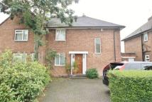 Field End Road semi detached house for sale