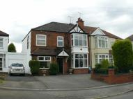 semi detached home for sale in Church Road, Yardley...