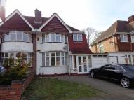 3 bed semi detached property in Heathmere Avenue...