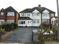 4 bed semi detached home in Manor House Lane...