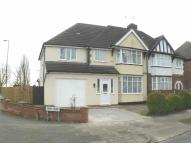 semi detached home in Croft Road, Yardley...