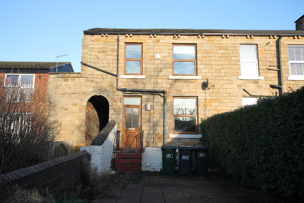 2 bedroom cottage to rent 40 Oddfellows Street,Mirfield,WF14 9AB