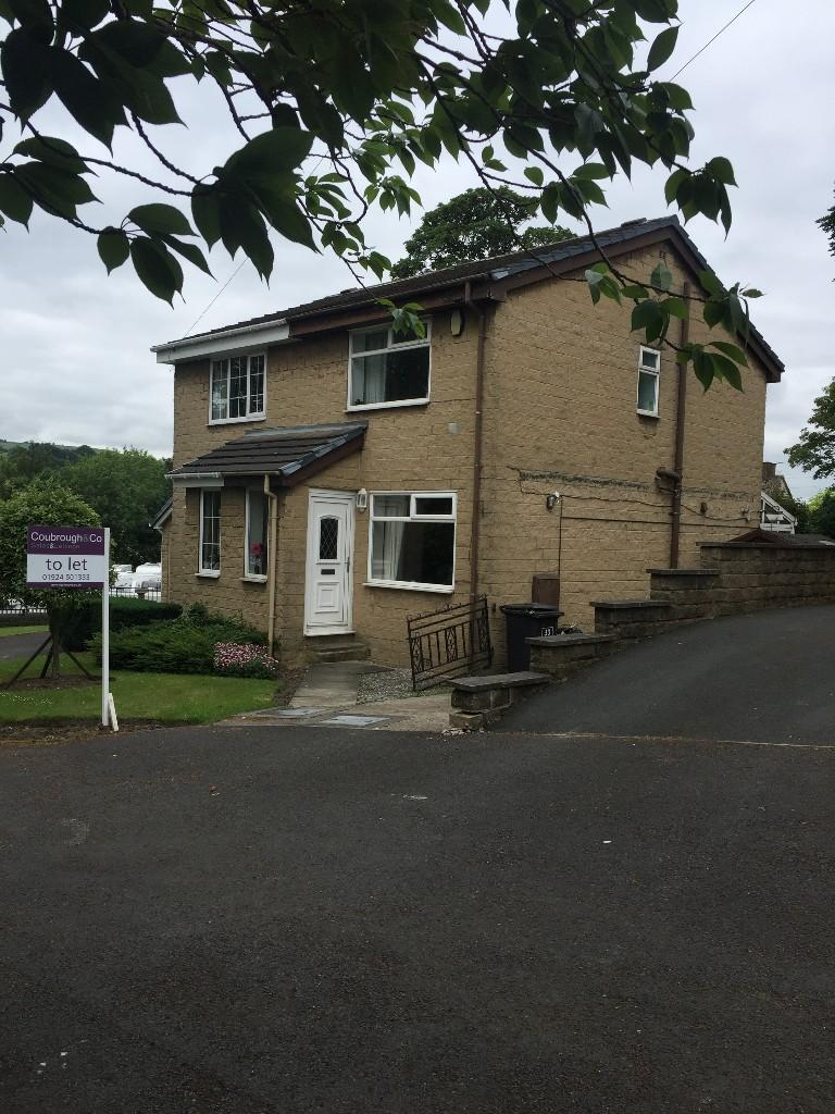 2 bedroom semi-detached house to rent 33 The Maltings,Mirfield,WF14