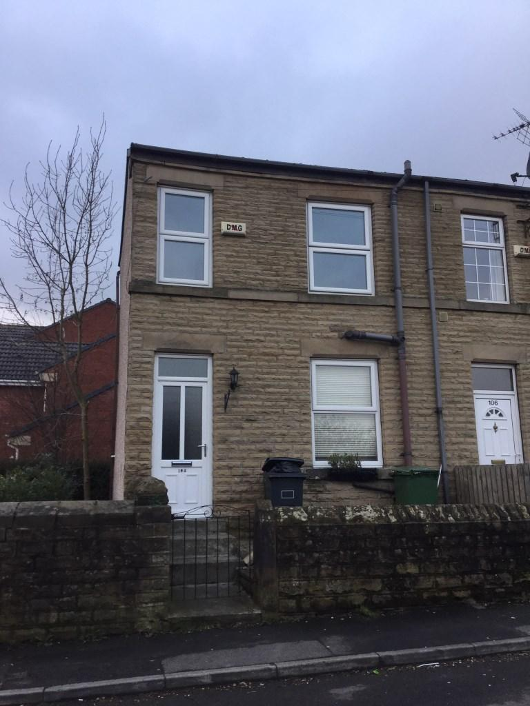 2 bedroom terraced house to rent Shill Bank Lane, Mirfield, WF14