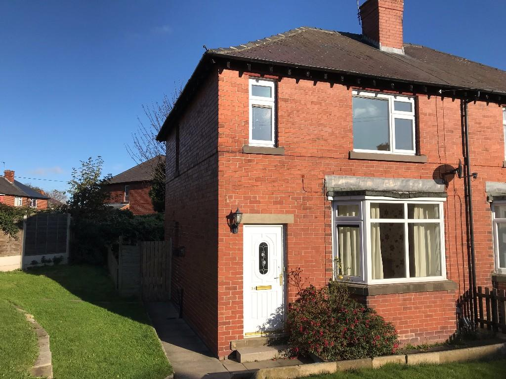 3 bedroom semi-detached house to rent Overthorpe Avenue, Dewsbury, WF12