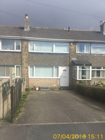 3 bedroom town house to rent Durlston Grove, Wyke, Bradford, BD12