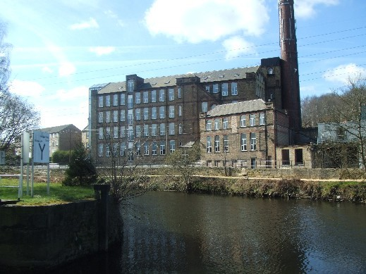 2 bedroom apartment to rent 24 Fearnleys Mill Lower Quarry Road,Huddersfield,HD5