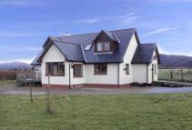 Detached house for sale in Somerled Arivegaig...