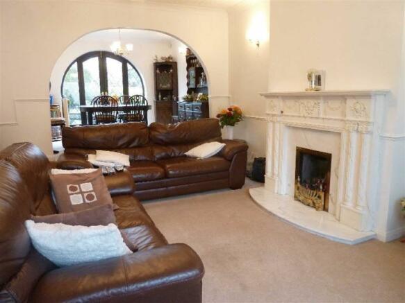 Living Room - 3rd Photo