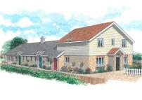 new development for sale in Ash Road HARTLEY