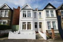 semi detached home in Midland Terrrace...