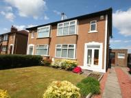 3 bedroom semi detached home in Wright Street, Renfrew...