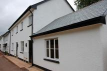 semi detached property in Fore Street, Silverton...