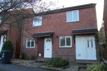 Britten Drive semi detached property to rent