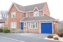 4 bed Detached property to rent in Miller Way, Exminster...