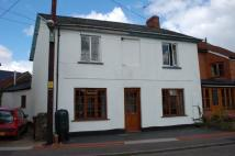 2 bedroom Ground Maisonette to rent in Fore Street, Silverton...