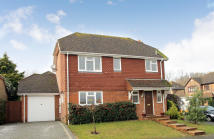 3 bedroom Detached property in Ellis Way, Uckfield, TN22