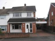 semi detached house in Wigford Road, Dosthill...