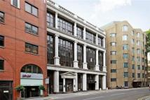 Studio flat in Fetter Lane EC4A