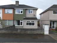 3 bedroom semi detached home to rent in Dudley Road, Plympton