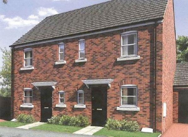 2 Bedroom House For Sale In A Brand New Development At