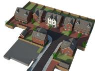 An Exclusive Private Development of 10 Family Homes new house for sale