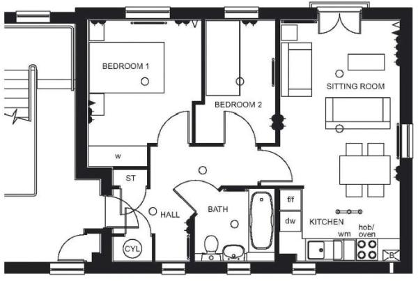 Floorplan ellis