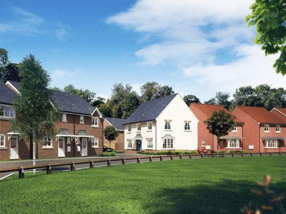 3 Bedroom Detached House For Sale In BRAND NEW HOMES At