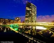Duplex to rent in West India Quay, London...