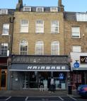 Ground Flat to rent in Chapel Market, London, N1
