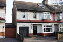 semi detached property in Eglington Road, London...