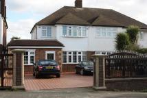 semi detached house in Sewardstone Road...