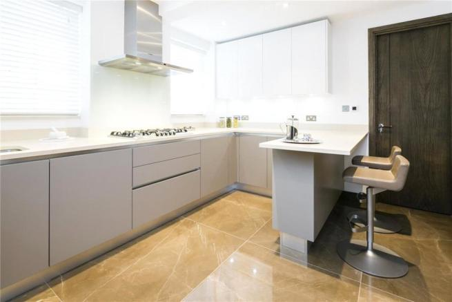 Marylebone Kitchen