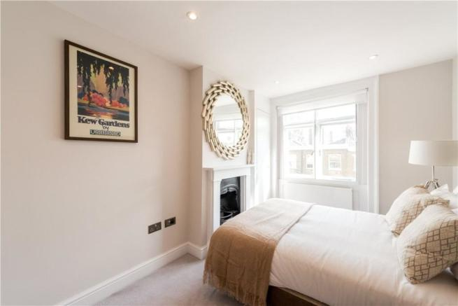 Marylebone Bedroom