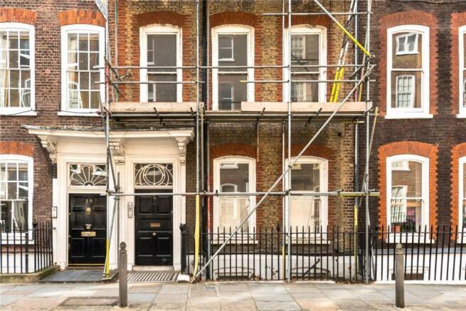 Marylebone Exterior