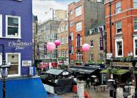 Flat to rent in James Street, Marylebone...