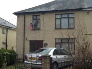 semi detached property in Ash Grove Hengoed