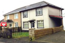 semi detached home in Gelliargwellt Road...