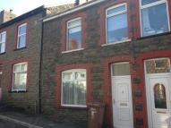 Terraced house in King Street Abertridwr