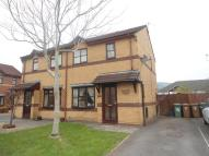 2 bed semi detached home to rent in Castell Y Fan Pontypandy