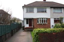 3 bed semi detached property in Tir Meibion Lane...