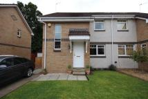 semi detached home in Ballantyne Place, Eliburn