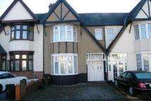 semi detached house in Redbridge Lane East...