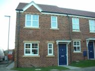 semi detached home in Rudkin Drive, Crook, DL15