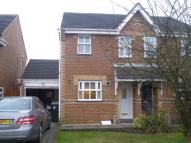 2 bed semi detached house to rent in Kirkham Way...