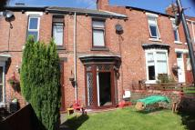 Terraced house in Victoria Avenue, Crook...