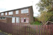 3 bed Terraced property to rent in NEWLANDS VIEW, Crook...