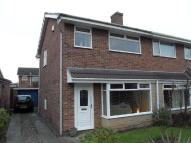 semi detached property in Topcliffe Road, Thornaby...